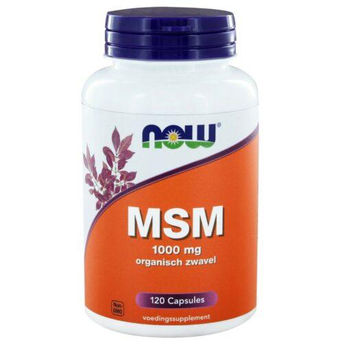 МСМ-1000 (MSM-1000), 120 капсул