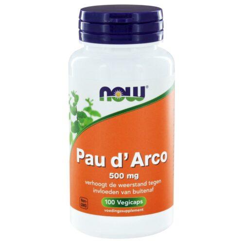 Кора муравьиного дерева (Pau D`Arco), 250 капсул