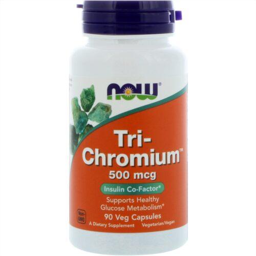 Tri-Chromium, 90 капсул